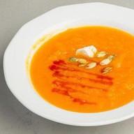 Тыквенный крем-суп с Маскарпоне Фото