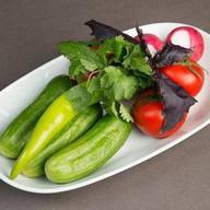 Овощи свежие Бакинские Фото