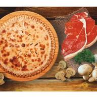 Осетинский пирог с мясом и грибами Фото