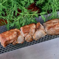 Шашлык из свиной шеи Фото