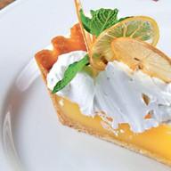 Самаркандский лимонный торт Фото