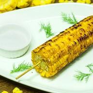 Кукуруза на мангале Фото