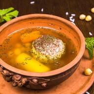 Кюфта суп Фото