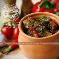 Мясо по-кавказски Фото