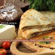 Пирог с говядиной и сыром Фото