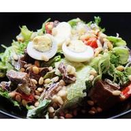 Салат из говяжьего языка Фото