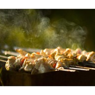 Шашлык из куриного филе (акция) Фото