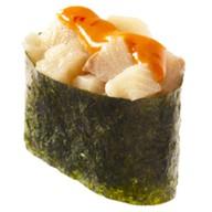 Спайси суши с лакедрой Фото