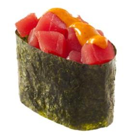 Спайси суши тунец - Фото