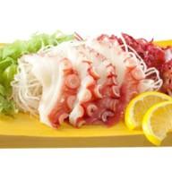 Сашими осьминог Фото