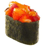 Спайси суши микс Фото