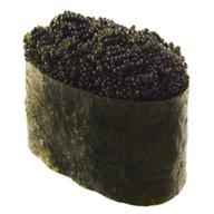 Суши черная тобико Фото