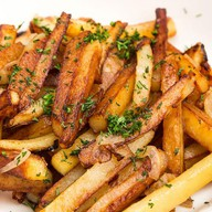 Жареный картофель Фото