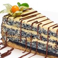 Торт маково-ореховый Фото