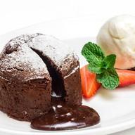 Кекс шоколадный Фото
