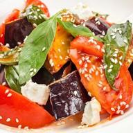 Китайский салат с помидорами, Фетой Фото
