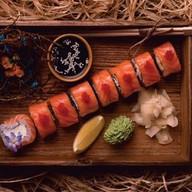 Красная рыба с сыром Фото