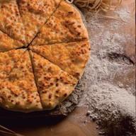 Большой сырный пирог Фото
