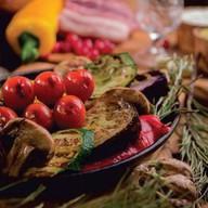 Овощи на углях Фото