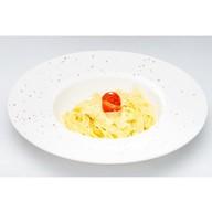 Паста феттуччини с сыром Фото