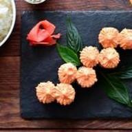 Крабик в сырном соусе Фото