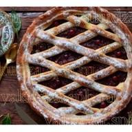 Пирог с повидлом Фото