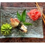 Суши с угрём Фото