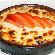 Сыр «Сулугуни» с помидорами на ке Фото
