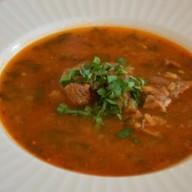 Суп «Харчо» с бараниной Фото