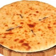 Осетинский пирог (сыр, грибы) Фото