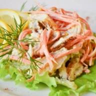 Салат из судака Фото