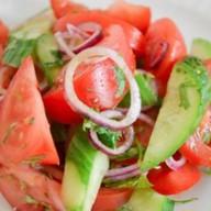 Салат по-грузински Фото