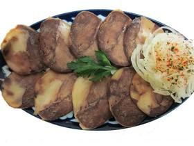 Казы вареные по-узбекски - Фото