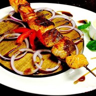 Шашлык из семги (филе) Фото