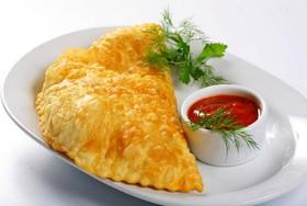 Чебурек с сыром - Фото