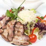 Салат из буженины Фото