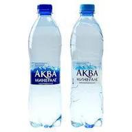 Вода Аква Минерале Фото