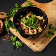 Паста салат Фото