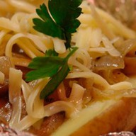 Картофель в фольге Фото