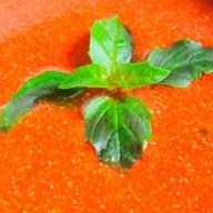 Крем-суп томатный Фото