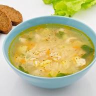 Куриный суп с лапшой Фото