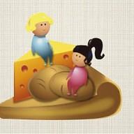 Картошечкин и сырочкин Фото