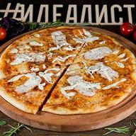 Пицца Оливье Фото