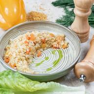 Булгур с овощами Фото