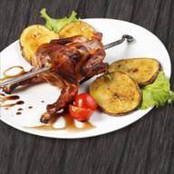 Цыпленок из тандыра Фото
