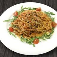 Спагетти болоньез Фото