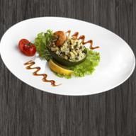 Авокадо гамберети Фото
