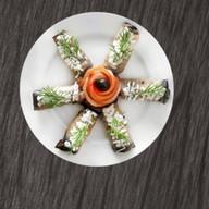 Баклажаны с ореховой начинкой Фото