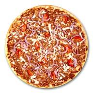 Мясная пицца (халяль) Фото