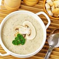 Крем–суп грибной Фото